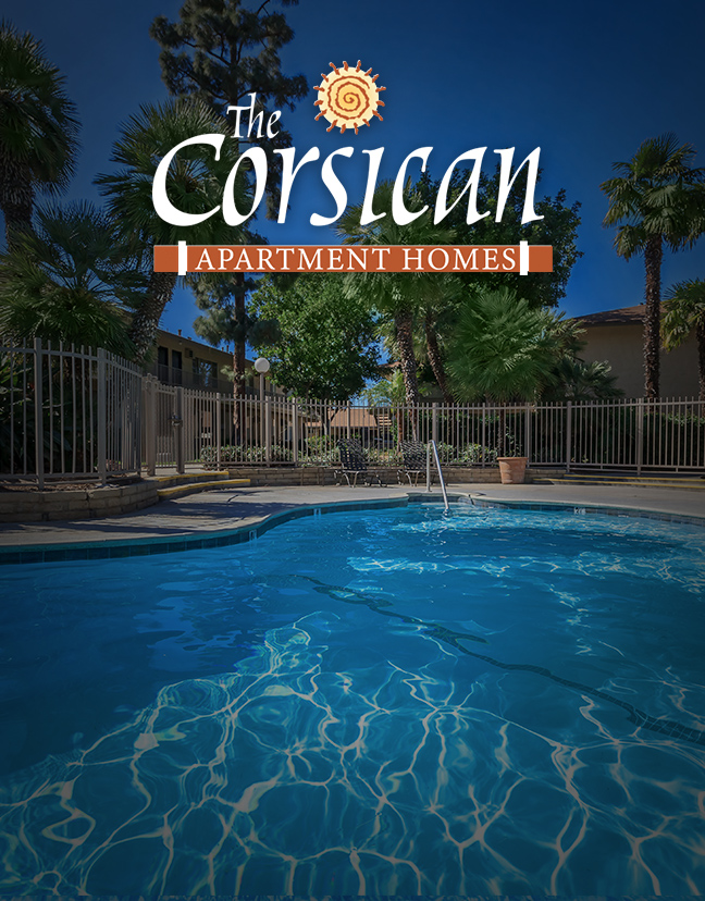 Corsican Apartment Homes Property Photo
